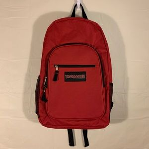 Red and Black Trailmaker Classic Backpack